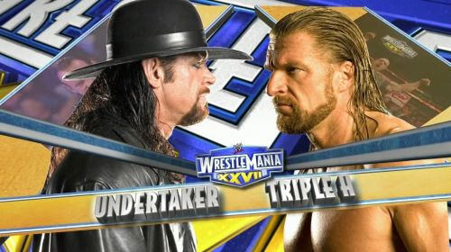 For the first time we were made to feel that The Undertaker was human.