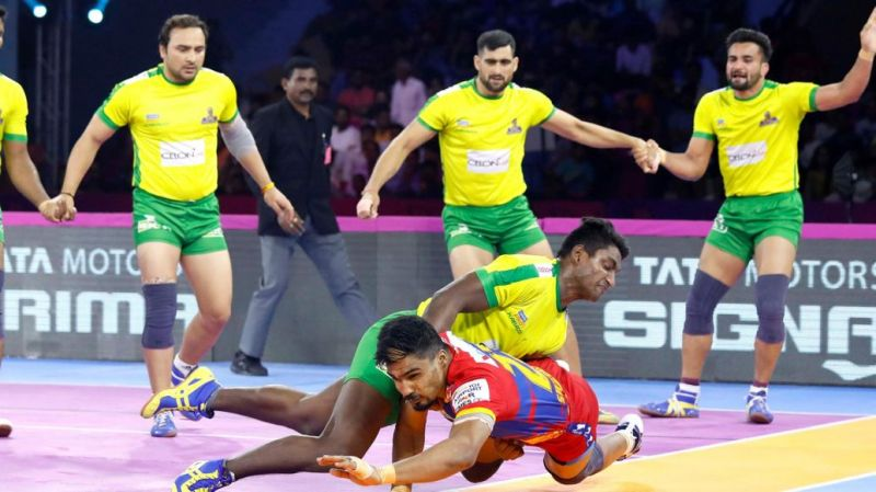 Tamil Thalaivas could not end their winless streak last night