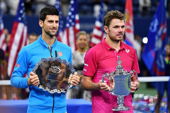 Wawrinka won the 2016 US Open title in his last match with Djokovic at the tournament
