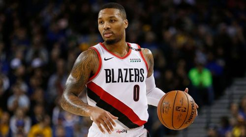 Dame won the Rookie of the Year award back in 2013 and last season was perhaps his most satisfying