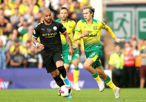 Norwich City v Manchester City - Premier League