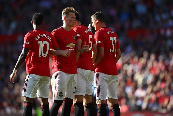 Manchester United will be hoping for a winning start to their Europa League campaign