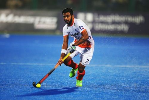 Manpreet Singh is most likely to lead India in another crucial series.