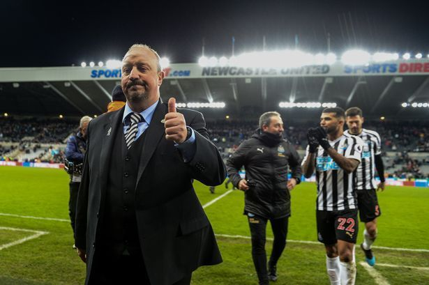 Newcastle United beat City 2-1 last season in the EPL.