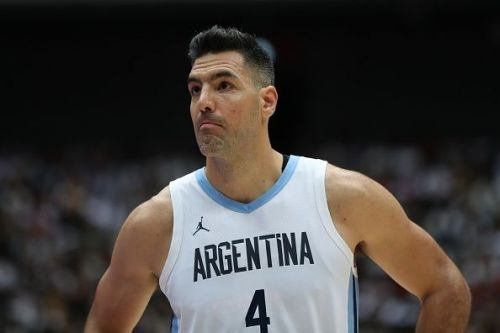 Luis Scola was among the impressive performers during Day 3 of the World Cup