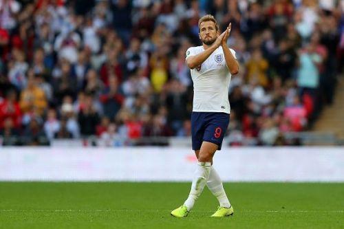 Harry Kane scored a hat-trick as England beat Bulgaria 4-0