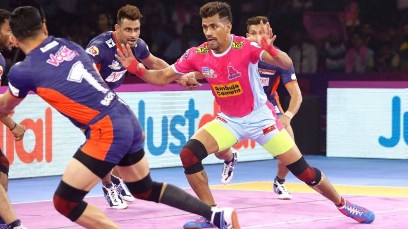 Can Jaipur beat Pune's momentum to register their first win at home?