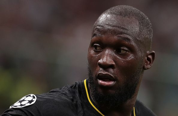 Lukaku has sadly been subject to several vile remarks recently