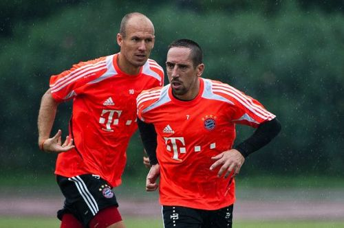 Bayern's DFB-Pokal victory proved to be the perfect parting gift for these two legends