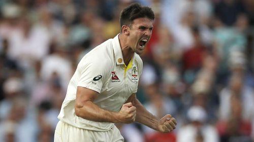 Australia all-rounder Mitchell Marsh
