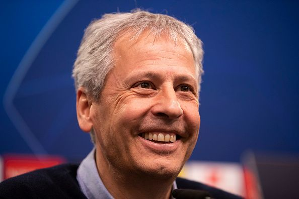 Lucien Favre will be quietly confident going into this game