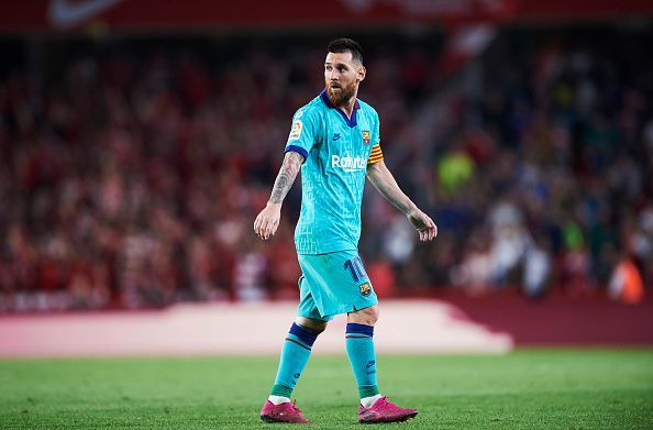 Can Lionel Messi inspire Barcelona to victory?