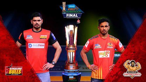 Bengaluru Bulls had battled Gujarat Fortune Giants in the final of PKL 6