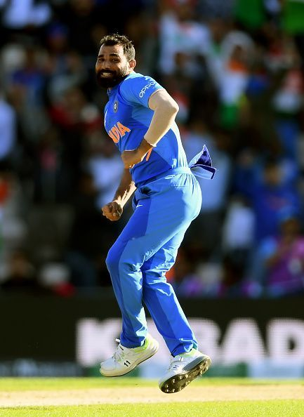 India v Afghanistan - ICC Cricket World Cup 2019