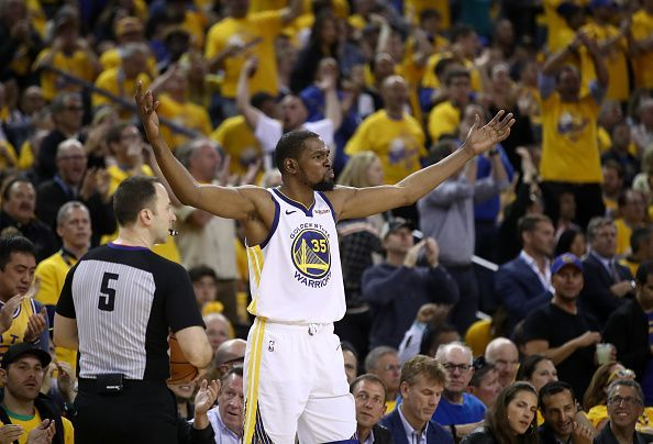 Kevin Durant opted to leave the Golden State Warriors after three seasons
