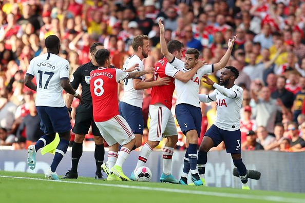 The last gameweek ended with a pulsating 2-2 draw in the North London derby.