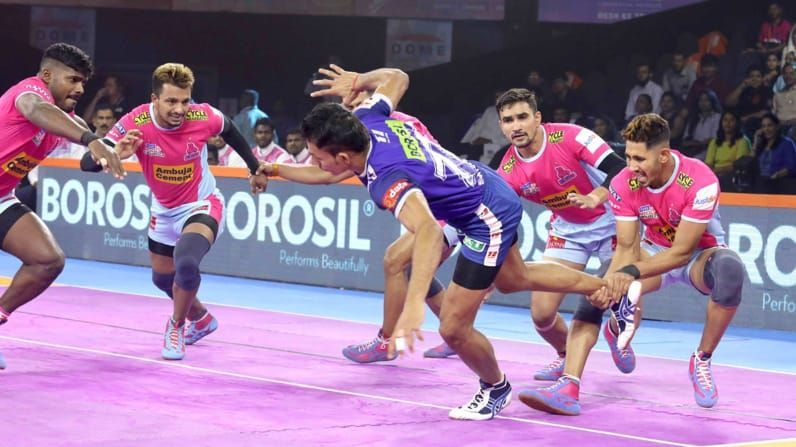 Haryana Steelers will look to continue their winning momentum against Jaipur Pink Panthers.