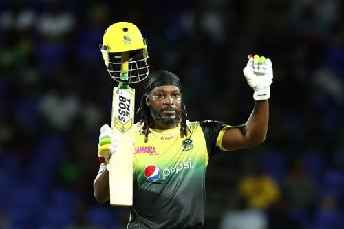 Chris Gayle will hope that his bowlers turn up this time around