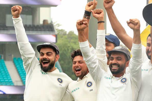 Team India are the favorites to win the inaugural edition of ICC World Test Championship