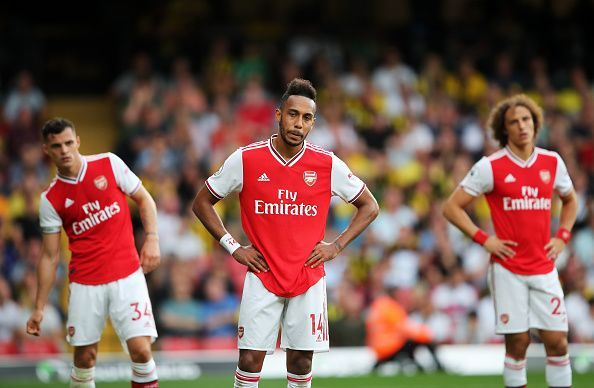 Can Arsenal put their disappointing result last weekend behind?