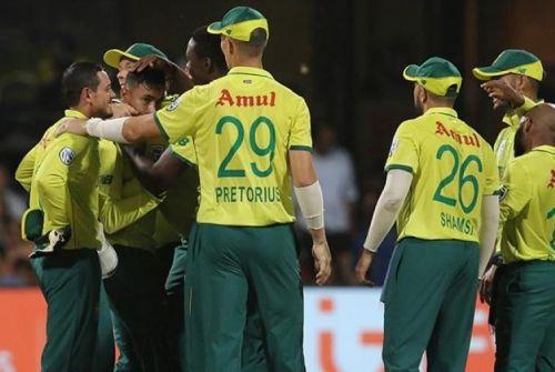 दक्षिण अफ्रीका ने बैंगलोर टी20 में जीत हासिल की और सीरीज बराबर (फोटो: BCCI)