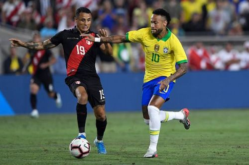 The Peruvian's beat Brazil in their third attempt this year