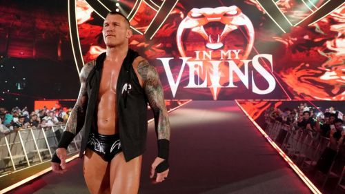Randy Orton signed a 10-year deal in 2010