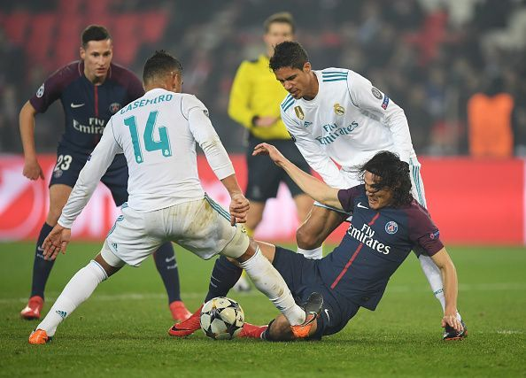 Paris Saint-Germain v Real Madrid the sequel in Gameweek 1