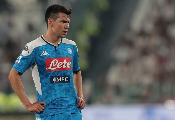 Hirving Lozano one of the top summer signings for Napoli will be expected to make an impact this season