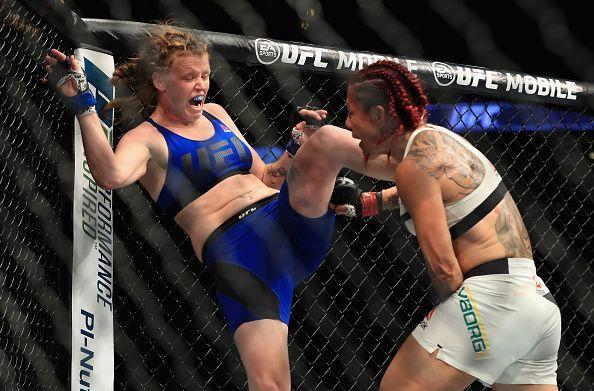UFC 214 Cris Cyborg vs. Tonya Evinger