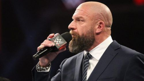 Triple H has spoken out