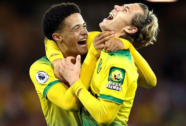 Norwich City provided the biggest shock of the season so far by beating Manchester City