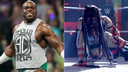 Apollo Crews and Finn Balor featured heavily after the 2016 Draft