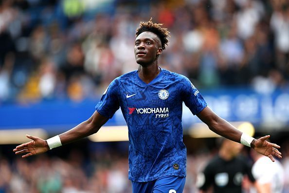 Tammy Abraham scored his second brace in two games for Chelsea