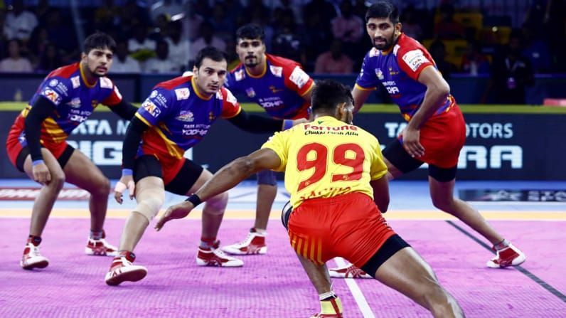 UP Yoddha will be looking for their fourth consecutive win tonight.