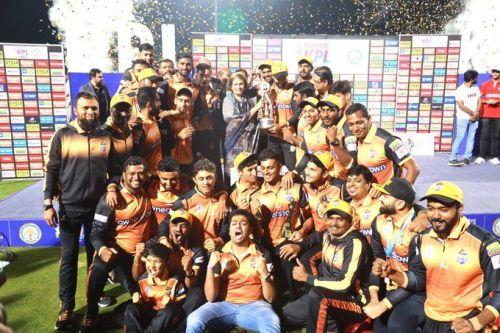 विनय कुमार की कप्तानी में हुबली टाइगर्स ने पहली बार जीता खिताब