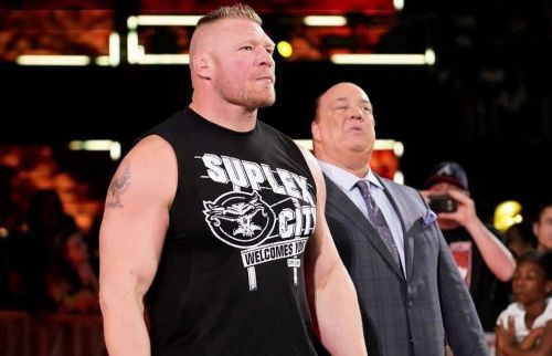 Is Brock Lesnar just swapping one title for another?
