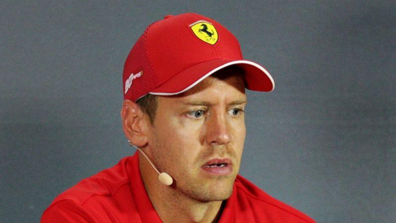 Sebastian Vettel - cropped