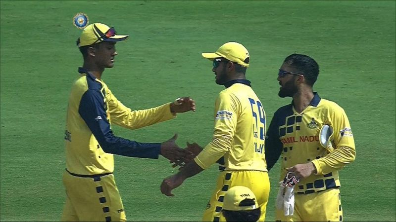 Tamil Nadu cruised to their second win in as many days.