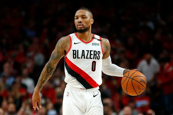 Does Damian Lillard have enough help in the wings?