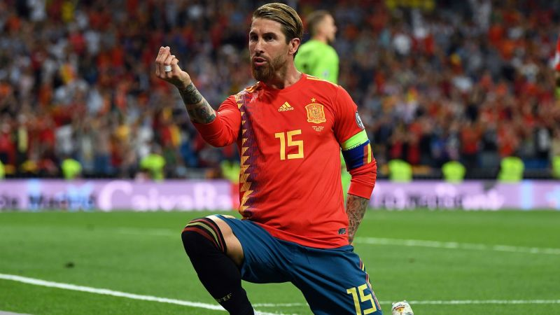 Sergio Ramos and co. will be aiming to brush Romania aside and continue their winning momentum