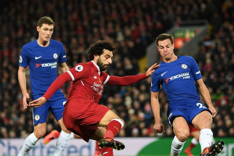 Mohamed Salah will once again be tasked with the goal-scoring burden against his former club