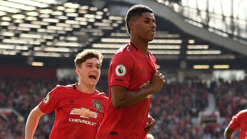 Manchester United travel to West Ham on Sunday