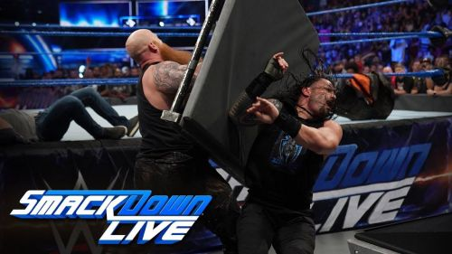 A few interesting observations from this week's episode of SmackDown Live (September 17)