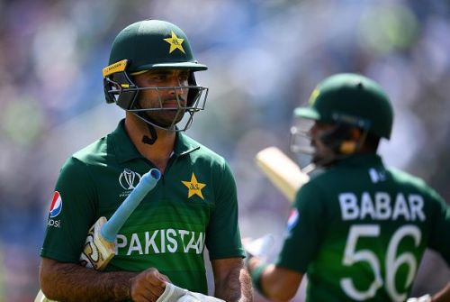 Fakhar Zaman was not at his best in the 2019 world cup