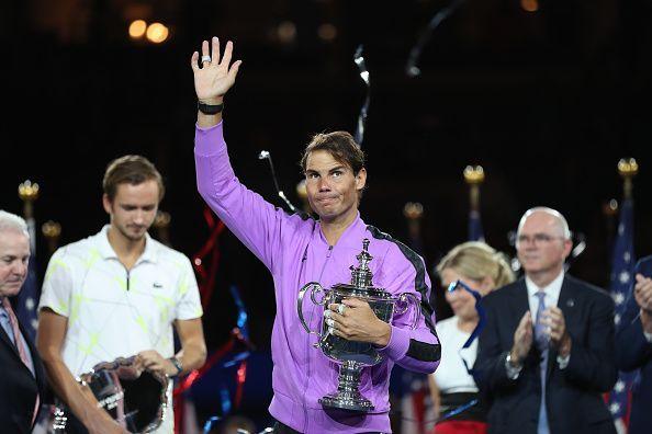 2019 US Open final
