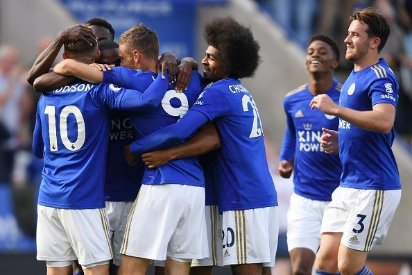 Leicester City will want to claim a Top 6 scalp