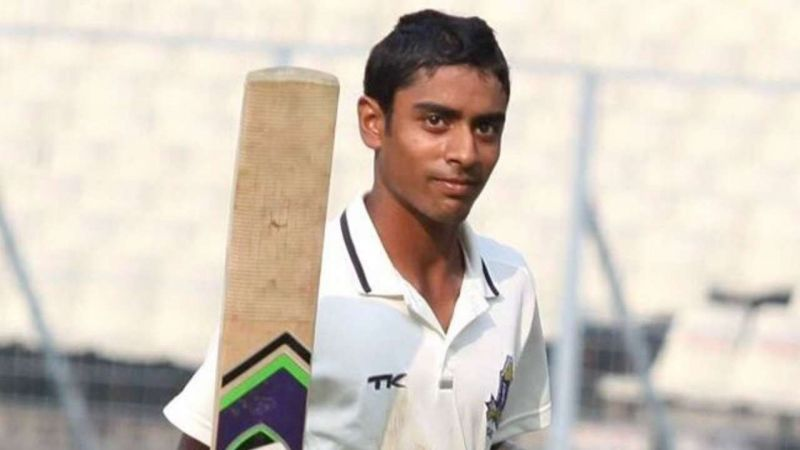 The Rising player from Bengal.