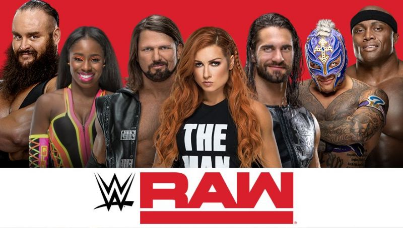 WWE Raw hindi