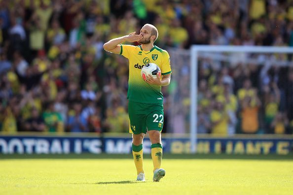 Pukki has been in rich goal-scoring form